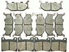 12 Brake Pads For Yamaha XV 1100 XV1100 V Star 1999 2000 2001 2002 2003 2004 TOP