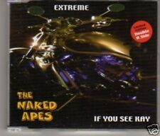 (E928) The Naked Apes, If You See Kay - new CD