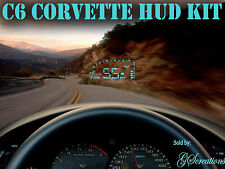 C6 Corvette Complete C6 HUD Installation Kit ( Heads up Display )