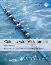 NEW 3 Days AUS Calculus with Applications 11E Margeret Lial Ritchey 11th Edition