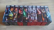 "Star Wars : Set of 10x 5.5"" Figures New Boxed - Kylo Ren Luke Han Rey Finn Kanan"