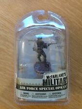 McFarlane's Military Series 1 Air Force SPECIAL OPS TDC SIGILLATO