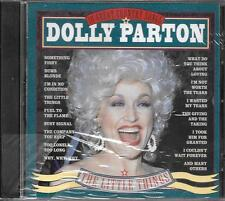 CD 18T DOLLY PARTON THE LITTLE THINGS 18 GREAT COUNTRY SONGS 1993 BELGIQUE NEUF