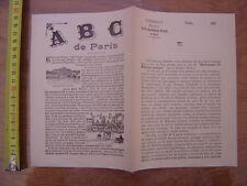 Publicite DICTIONNAIRE DE MEDECINE PRATIQUE Editeur Vermot Paris