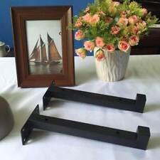Heavy Duty Industrial Iron Shelf Brackets Scaffold Board Floating Bracket Shelf