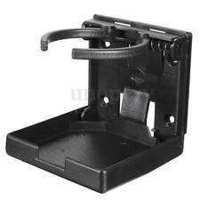 Black Adjustable Folding Drink Cup Holder For Boat/Marine/Caravan/Car/4x4/RV/Cup