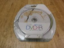 Memorex DVD-R 16X , 4.7GB/GO, 120 min Recordable DVD (QTY 9)
