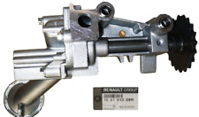 POMPE A HUILE RENAULT CLIO II 1.9 dTi ESPACE III 1.9 dTi ORGINAL 150101308R !