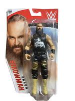 BRAUN STROWMAN Mattel WWE Basic Series 107 Action Figure BRAND NEW