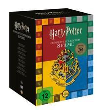 HARRY POTTER EXCLUSIVE EDITION 8 FILME COMPLETE COLLECTION 8 DVD BOX DEUTSCH