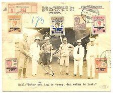 """NED INDIE 1928-11-2  LP MET FOTO""""S EN HANDTEK. UNIEK!! -MOOISTE LP DOC !!!"""