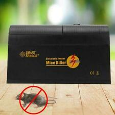 Electronic mousetrap Control Rat Killer Pest Mice Electric Zapper Rodent M1O3