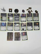 Star Trek Attack Wing ISS Avenger Expansion (used)
