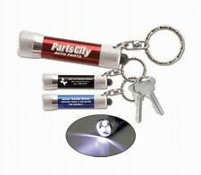 Lot of 20 Misprint Flashlight Keychains - 3 White LED's
