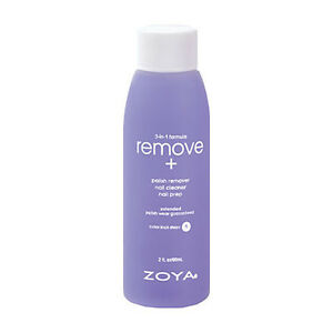 Zoya Nail Polish Remove 3 in 1 Remover 2 Oz