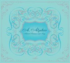Alexander Alyabiev : A. Alyabiev: Selected Romances and Songs CD (2014)