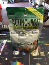 Actino Iron Biological Fungicide w/ Iron & Humic Acid 9 oz Actinovate
