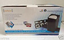 VuPoint FS C1-VP Scanner Convert Slides & Negatives To Files * New In Box *