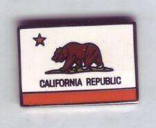USA California,Flaggenpin,Flagge,Pin,Kalifornien