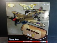 Corgi P40 Kittyhawk ET953 WWII Plane 1:72 Scale Royal Astralian Air Force Model