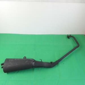 Suzuki GSX R 125 A Auspuff Auspufftopf Schalldämpfer exhaust muffler