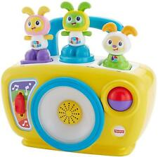 Fisher Price Kids Beatbo Boogie Boom Box Baby Develops Creative Toy