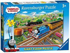 Thomas and Friends Giant Floor Puzzle 24 Pezzi Ravensburger Puzzle