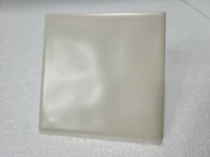 Warm White Ceramic Tile 4 inch Matte Rippled Classic Color 376 Vintage Daltile