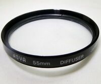 Hoya Diffuser Soft Focus 55mm Lens Filter made in Japan -  Free Shipping USA