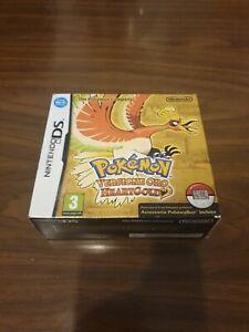 Pokémon Versione oro Heartgold (Nintendo DS) come nuovo italiano