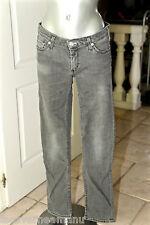 jeans elástica slim fit gris ACNE ESTUDIOS modelo kex/nightster talla W30 L32