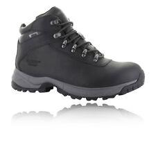 Hi-Tec Hombre Eurotrek Lite Impermeable Caminar Botas Negro Deporte Exterior