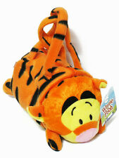 Tigger Cylinder Plush Handbag Women Girl's Purse Bag Disney Winnie the Pooh