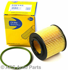 VW FOX POLO 1.2 2004 > in poi 55 > 70HP EOF143 filtro olio del motore
