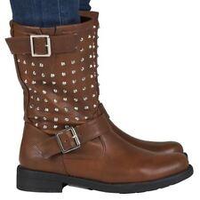 Botas de mujer Botines color principal marrón talla 36