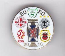 Scotland / Republic of Ireland / Georgia / Germany / Poland/ Gibraltar - badge