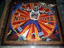 Aerosmith : Nine Lives CD (2001)
