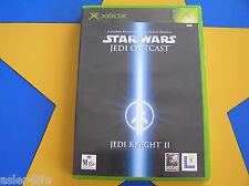 STAR WARS JEDI OUTCAST JEDI KNIGHT 2 - XBOX