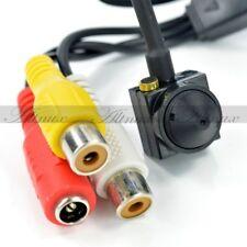 HD 1200TVL Mini Audio Pinhole CCTV Camera Home Security Micro Hidden spy Cam LW