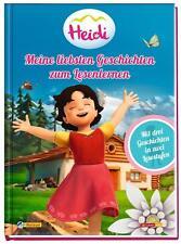 Heidi: Meine liebsten Geschichten zum Lesenlernen von Laura Leintz (2015, Gebund