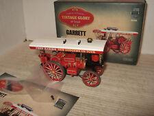 "Corgi 80306 Garrett 4CD Showmans Tractor ""Lord George"" diecast Model in 1:50"