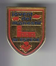RARE PINS PIN'S .. TOURISME BLASON OCCITANIE JOVENT MONESTIR ST ESTEVE 66 ~EG