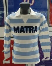 Maillot jersey shirt 1983 1984 PSG worn porté 83 84 matra racing france madjer