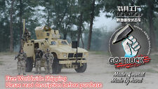 1/6 scale MATV OSHKOSH truck vehicle car Jeep U.S Army FULL METAL