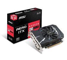 MSI Gaming Radeon RX 560 128-bit 2GB GDRR5 DirectX 12 VR Ready CFX Graphics Card