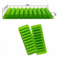 Ice Cube Tray Pudding Jelly Chocolate Mold Ice Cream Maker Freeze Mould