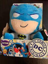 Batman DC Comics Softeez Plush   NWT