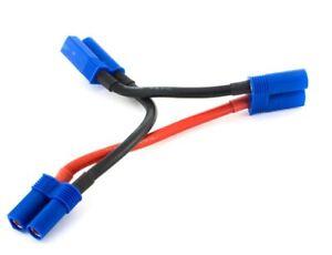 Dynamite DYNC0028 EC5 Battery Series Harness 10 AWG