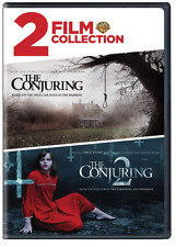 The Conjuring & Part 2 (2-Movie DVD) • NEW • Annabelle, Amityville, Halloween