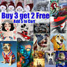 5D Animals Full Drill Diamond Painting Embroidery Cross Stitch Kits Home Decor